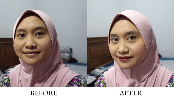 Aplikasi Maybelline SuperStay Matte Ink