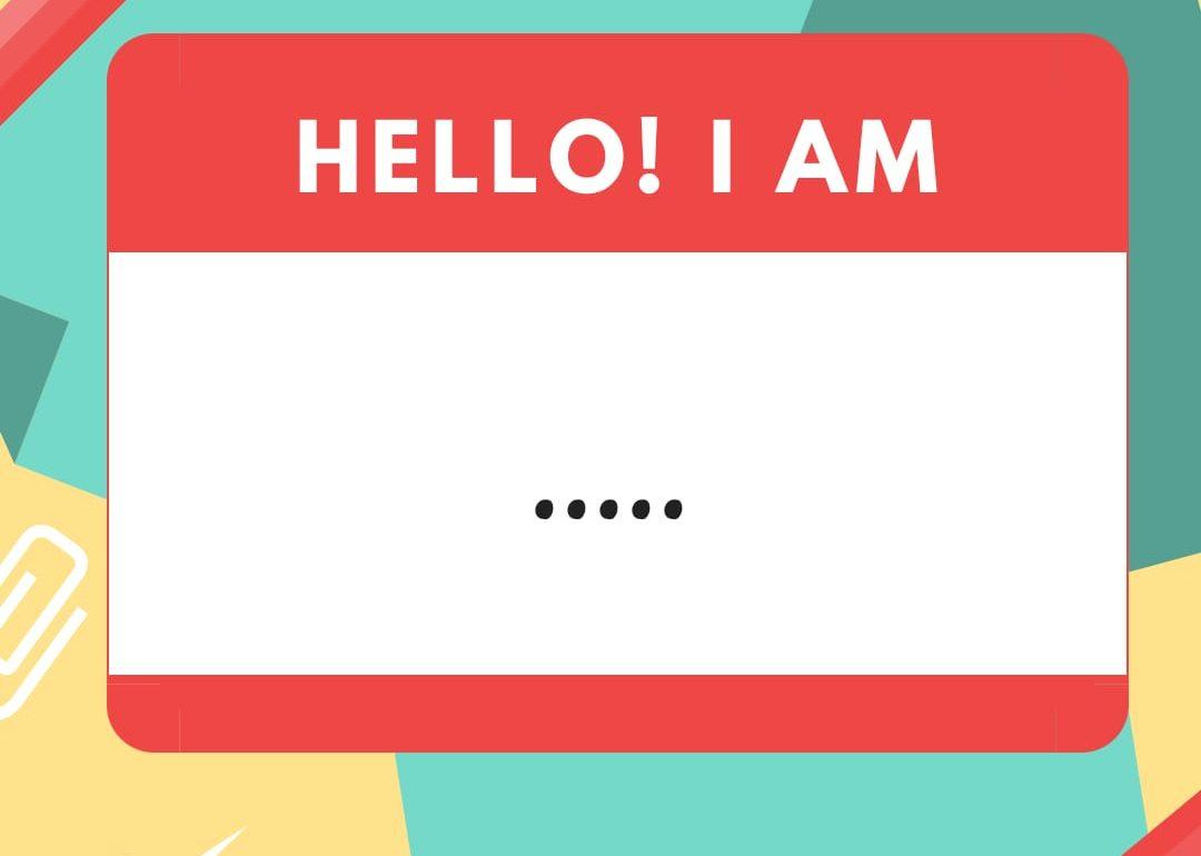 Kenapa Memilih Nama Blog yang Sekarang Digunakan